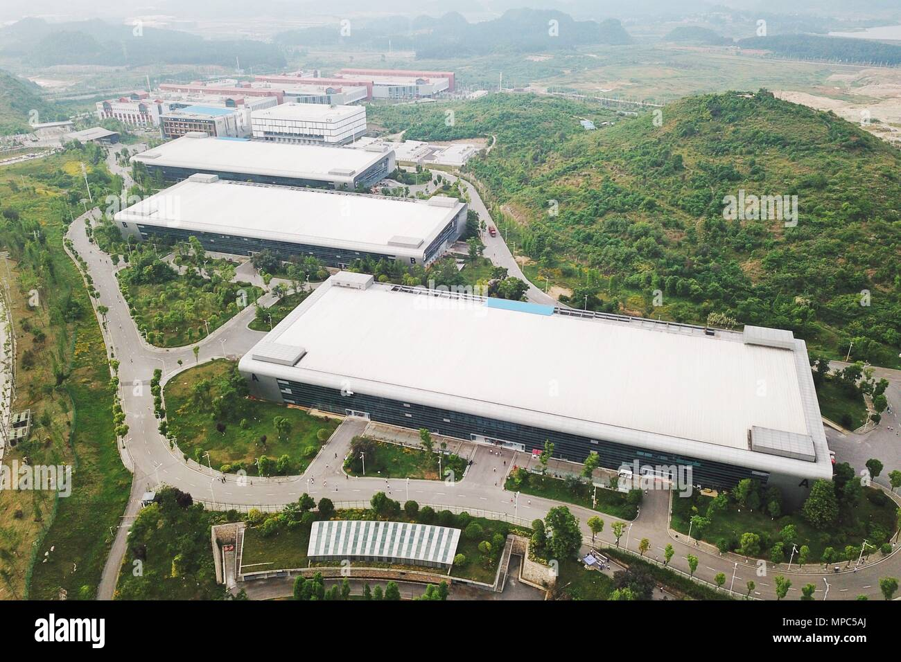 Industrial Parks in Guizhou