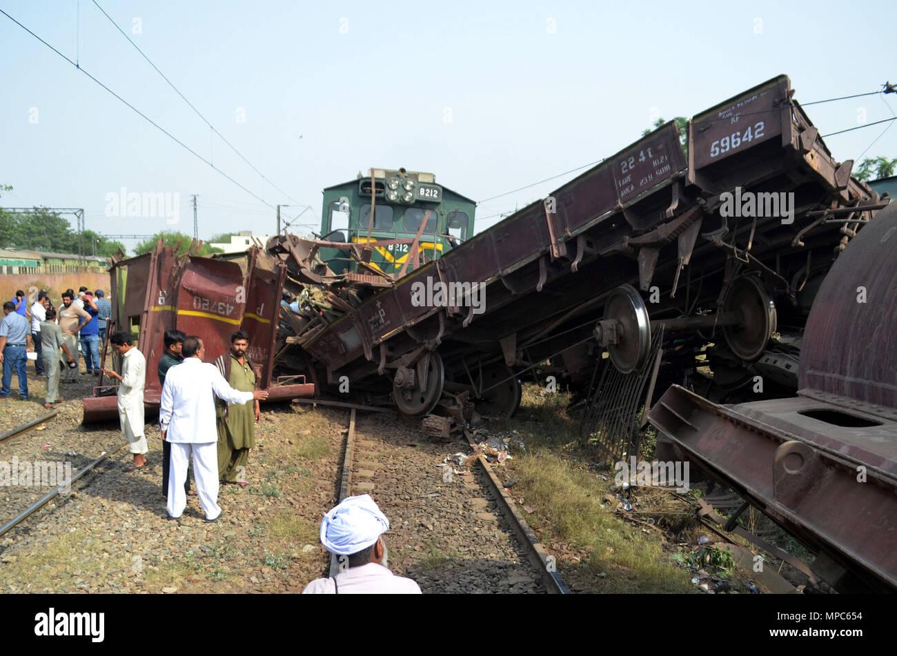 Pakistan Railways Stock Photos & Pakistan Railways Stock