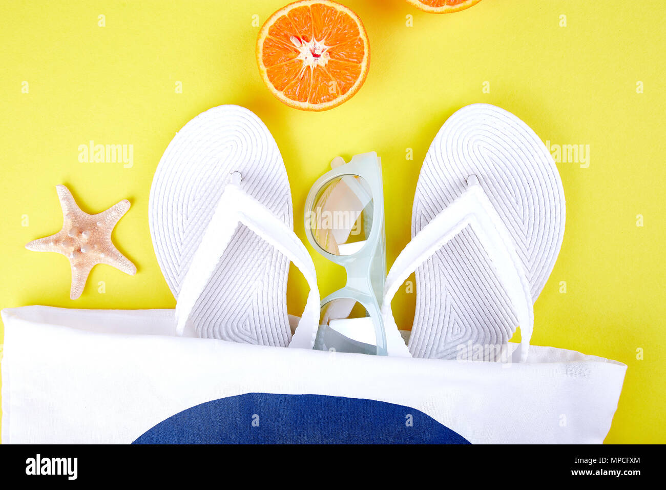 477e22d63d425 Orange Flip Flops Stock Photos   Orange Flip Flops Stock Images - Alamy