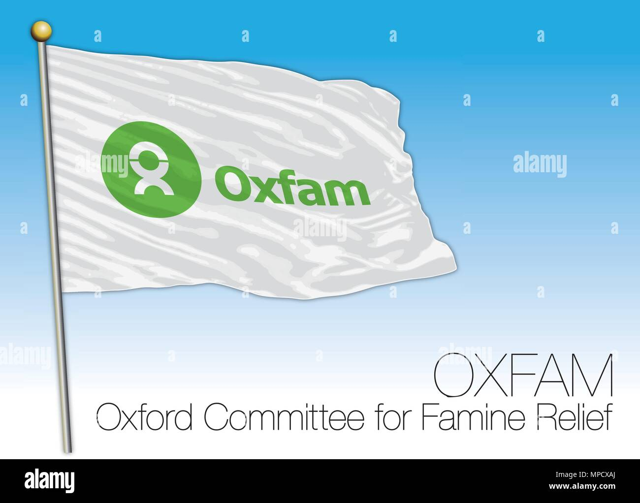 is oxfam a non profit organisation