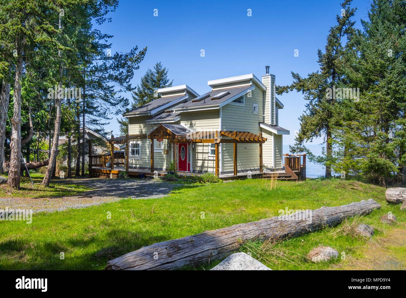 Vancouver Island Baden