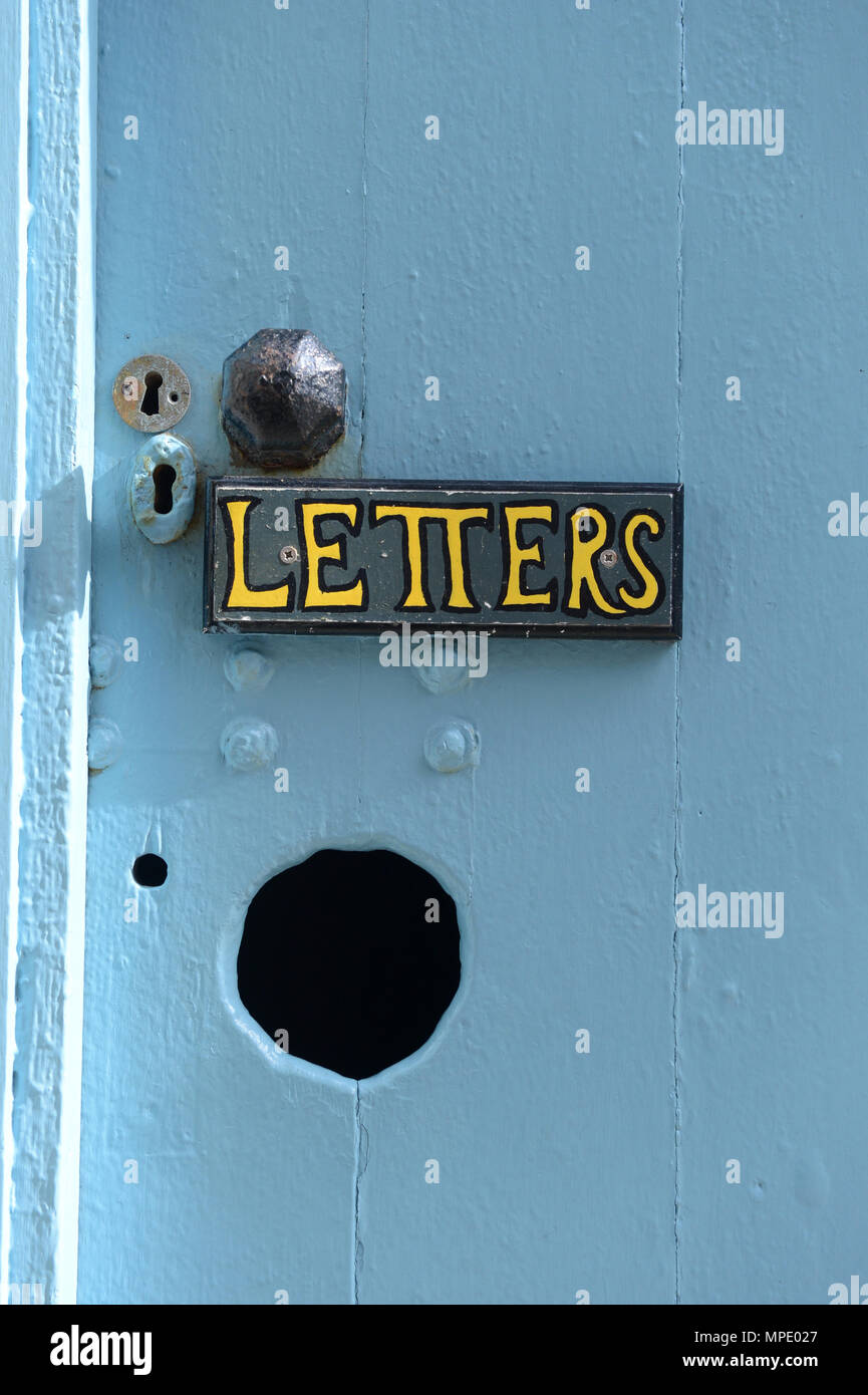 Letter Hole Stock Photos & Letter Hole Stock Images - Alamy