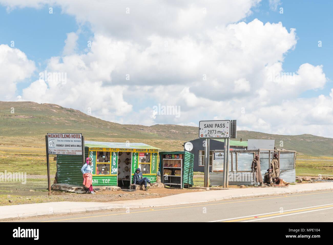 Basotho Women Stock Photos & Basotho Women Stock Images - Alamy
