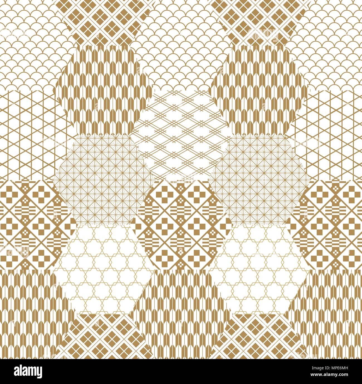 Hexagon Pattern Vector Interesting Inspiration