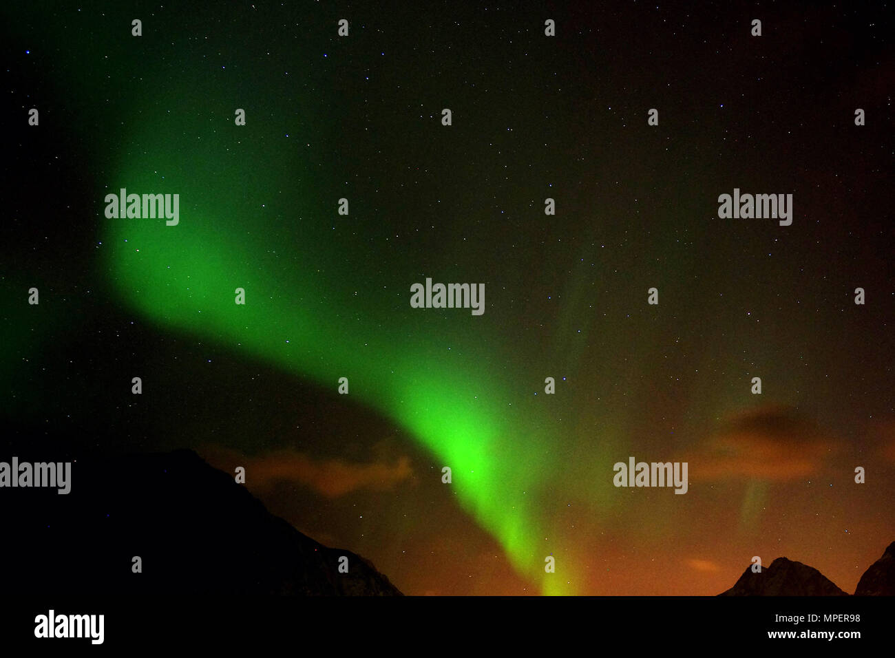 North pole - Stock Image