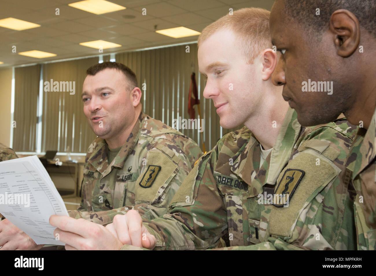 Army Behavioral Health Stock Photos & Army Behavioral Health Stock