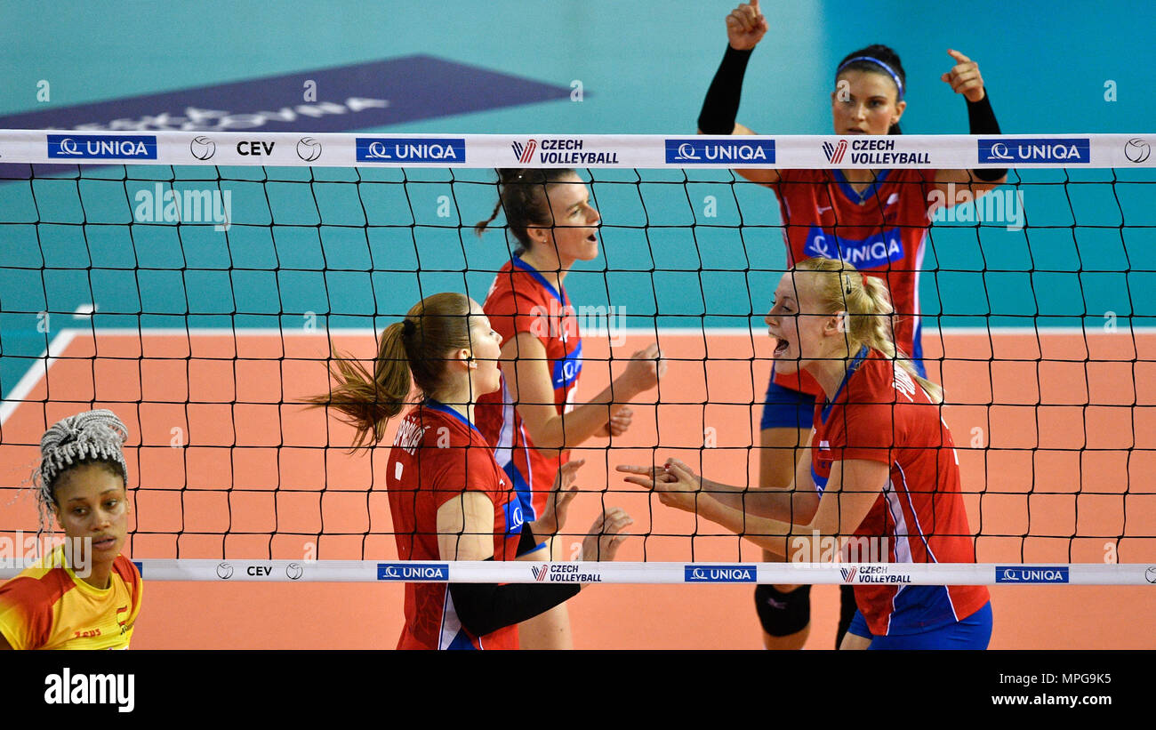 Czech Republic 2018 Women