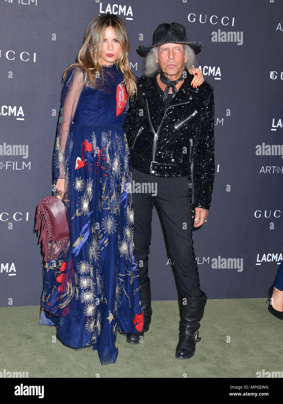 Erica Pelosini, James Goldstein 301 at the 2016 LACMA Art +