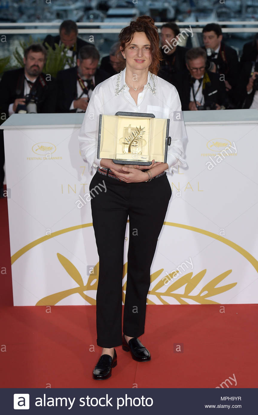 Alice Rohrwacher Best Screenplay Award For Lazzaro Felice 71st