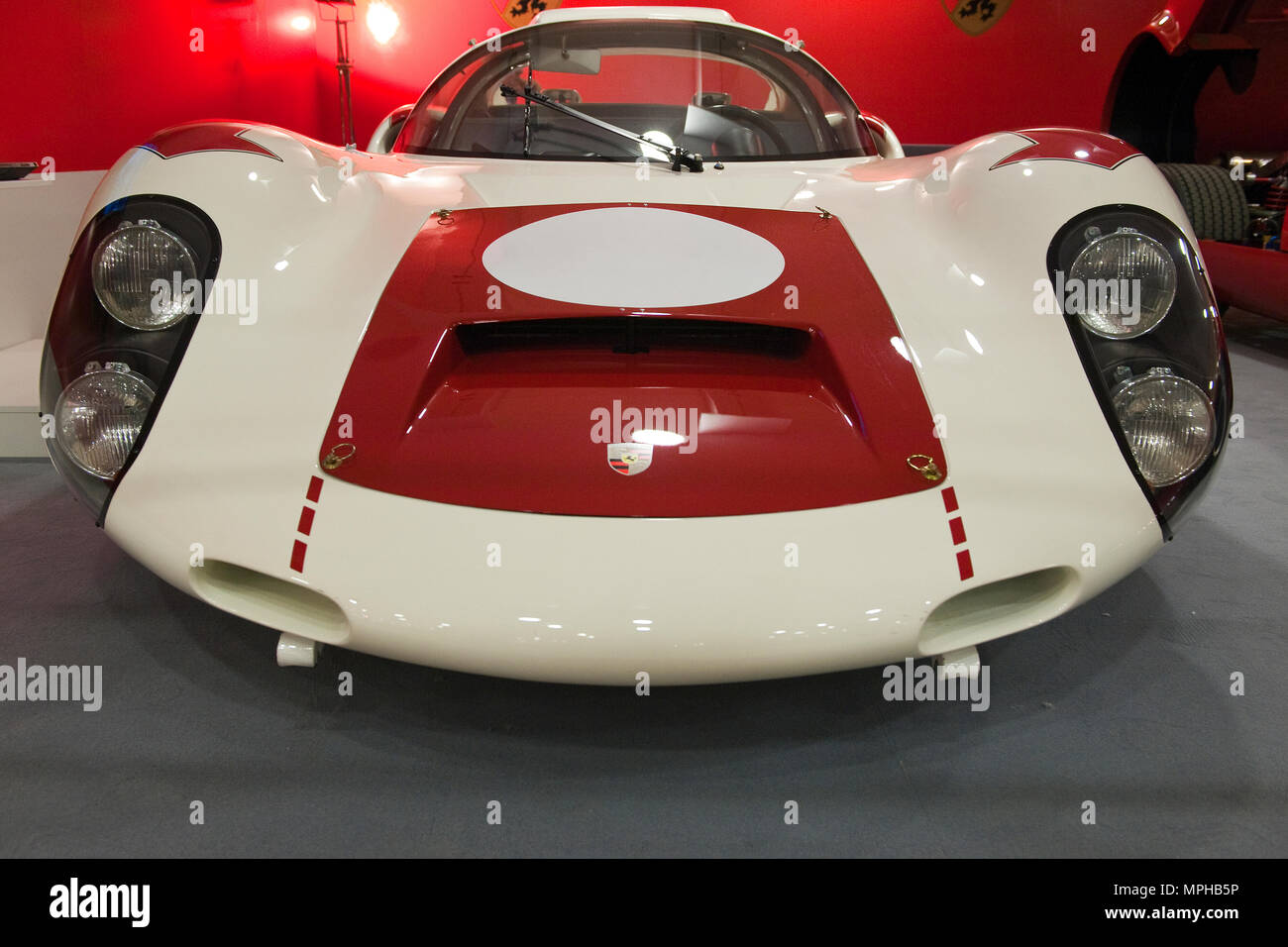 Evex E-car on base Porsche 910, electric motor, electric engine, 490 ...