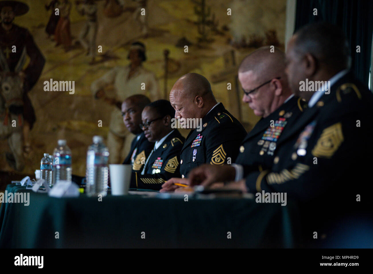 Police Sergeants Stock Photos & Police Sergeants Stock Images - Page