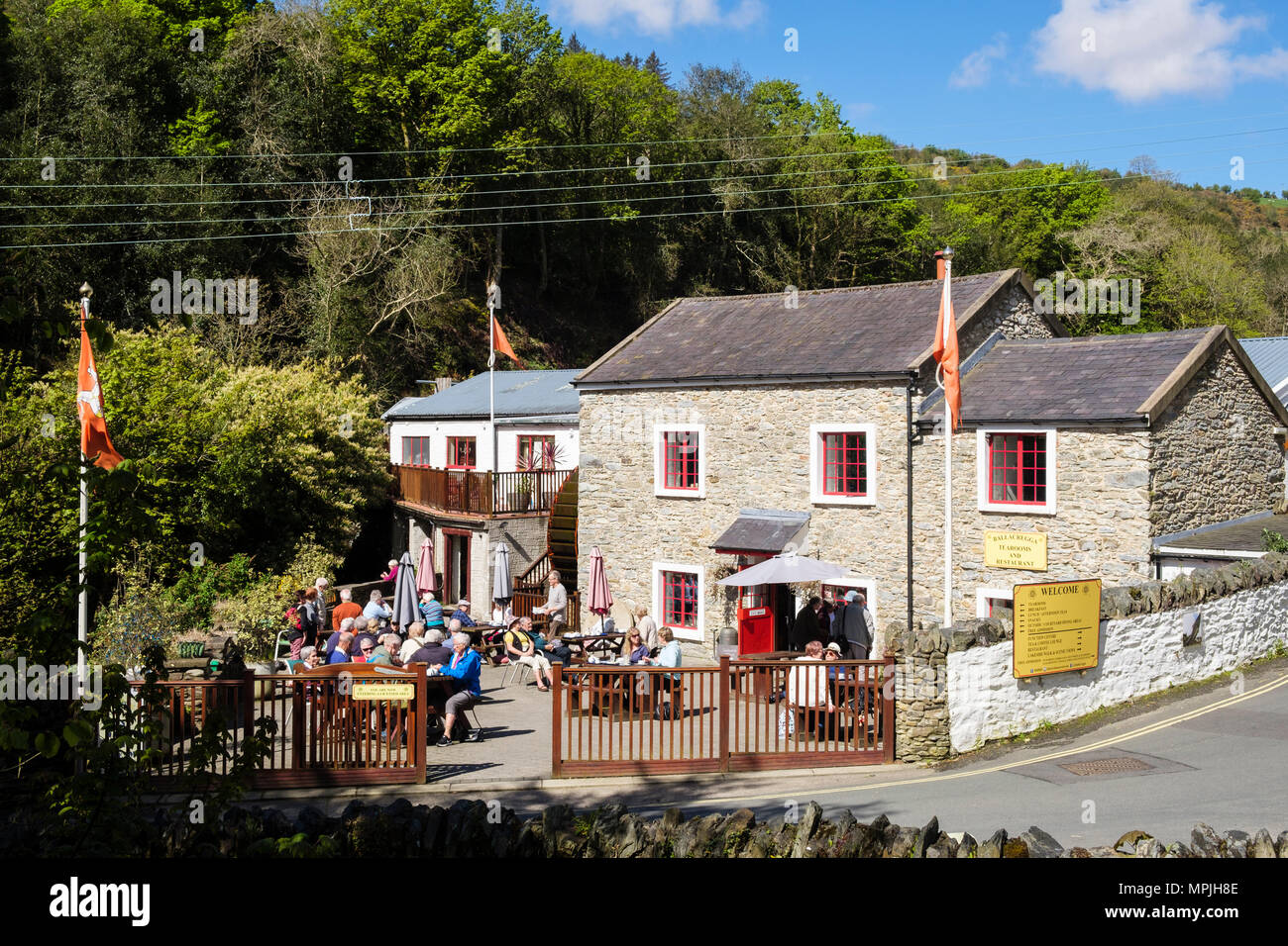 Corn Mill Tea Rooms Laxey