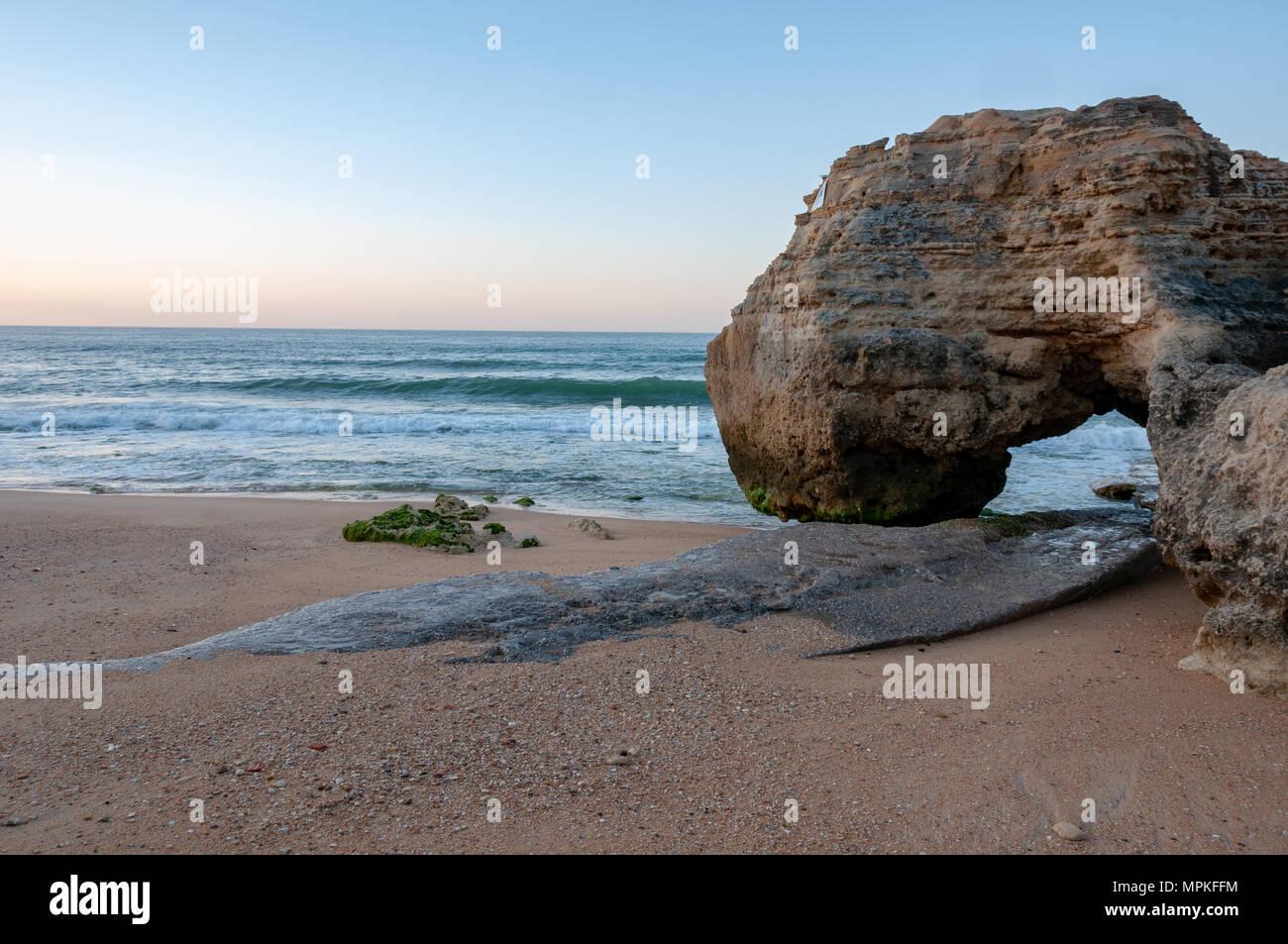 Olhos de Água Sunrise - Stock Image