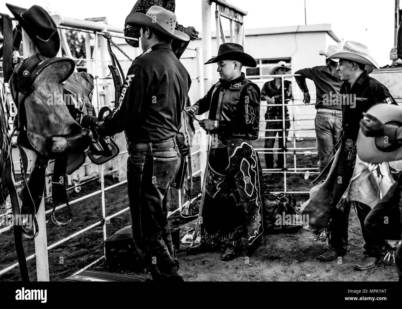ae6011c29a20d Rodeo Expogan 20mayo2018. (Photo  NortePhoto   Luis Gutierrez ...