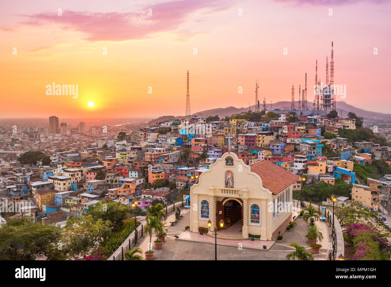 Guayaquil Stock Photo