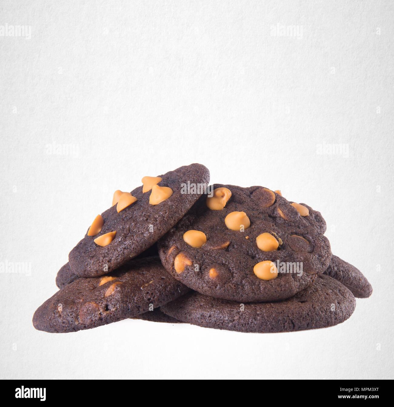 Cookie Crumbs Crumbles Stock Photos & Cookie Crumbs Crumbles Stock