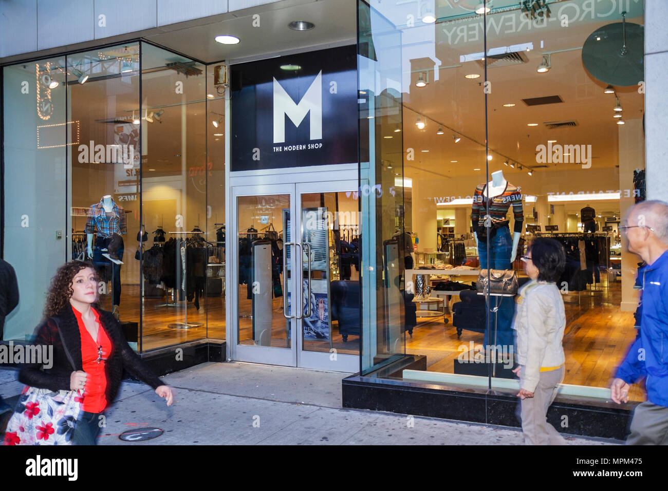 Boutique Fashion Store Toronto Entertainment District