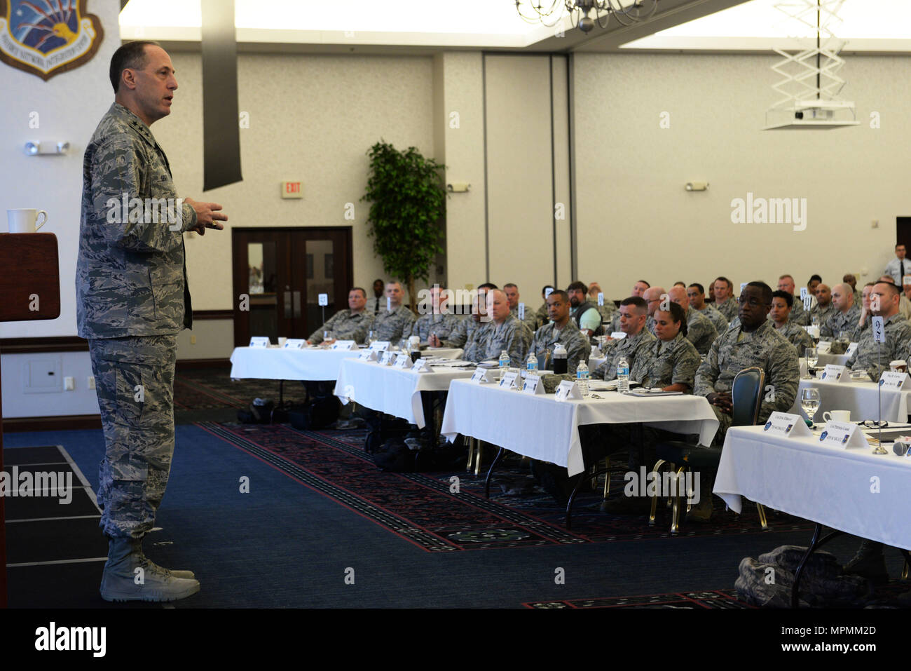Lt. Gen. Lee Levy II, Air Force Sustainment Center, Air