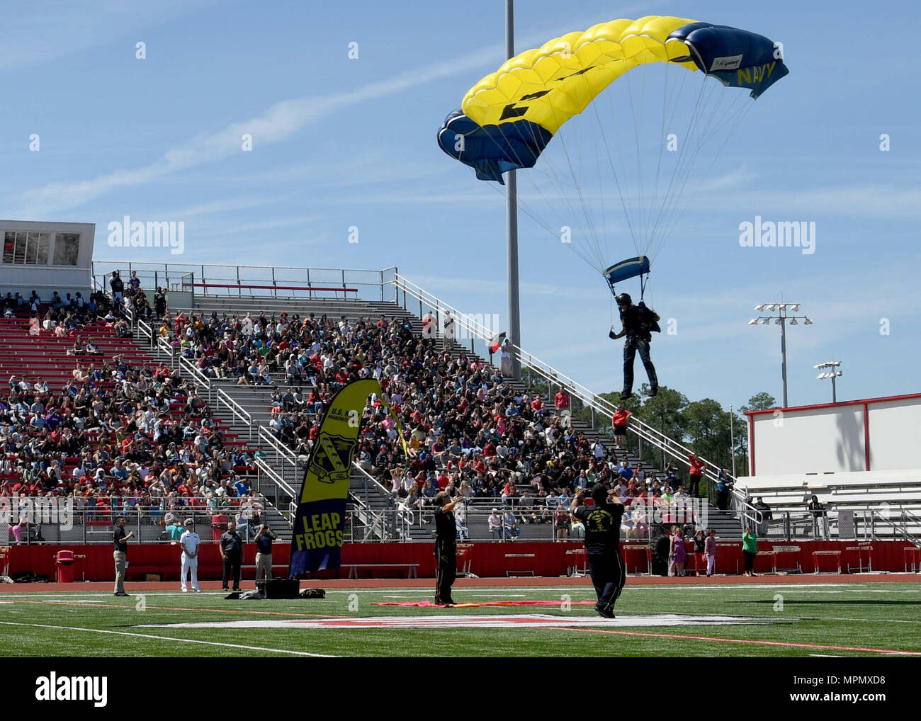 High School Stadium High Resolution Stock Photography And Images