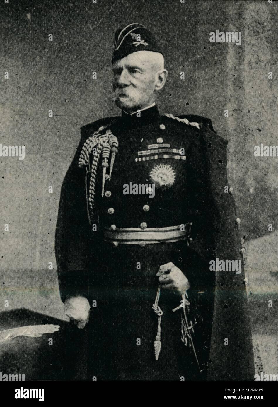 'Field-Marshal Lord Roberts, K.P., V.C.', 1902. Artist: Robinson & Sons. - Stock Image