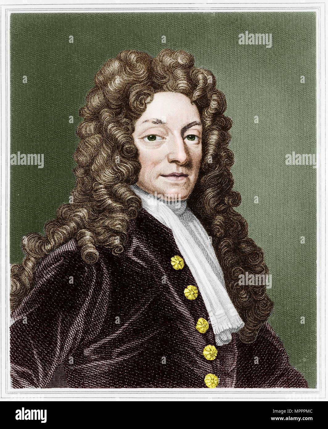 Sir Christopher Wren Stock Photos & Sir Christopher Wren