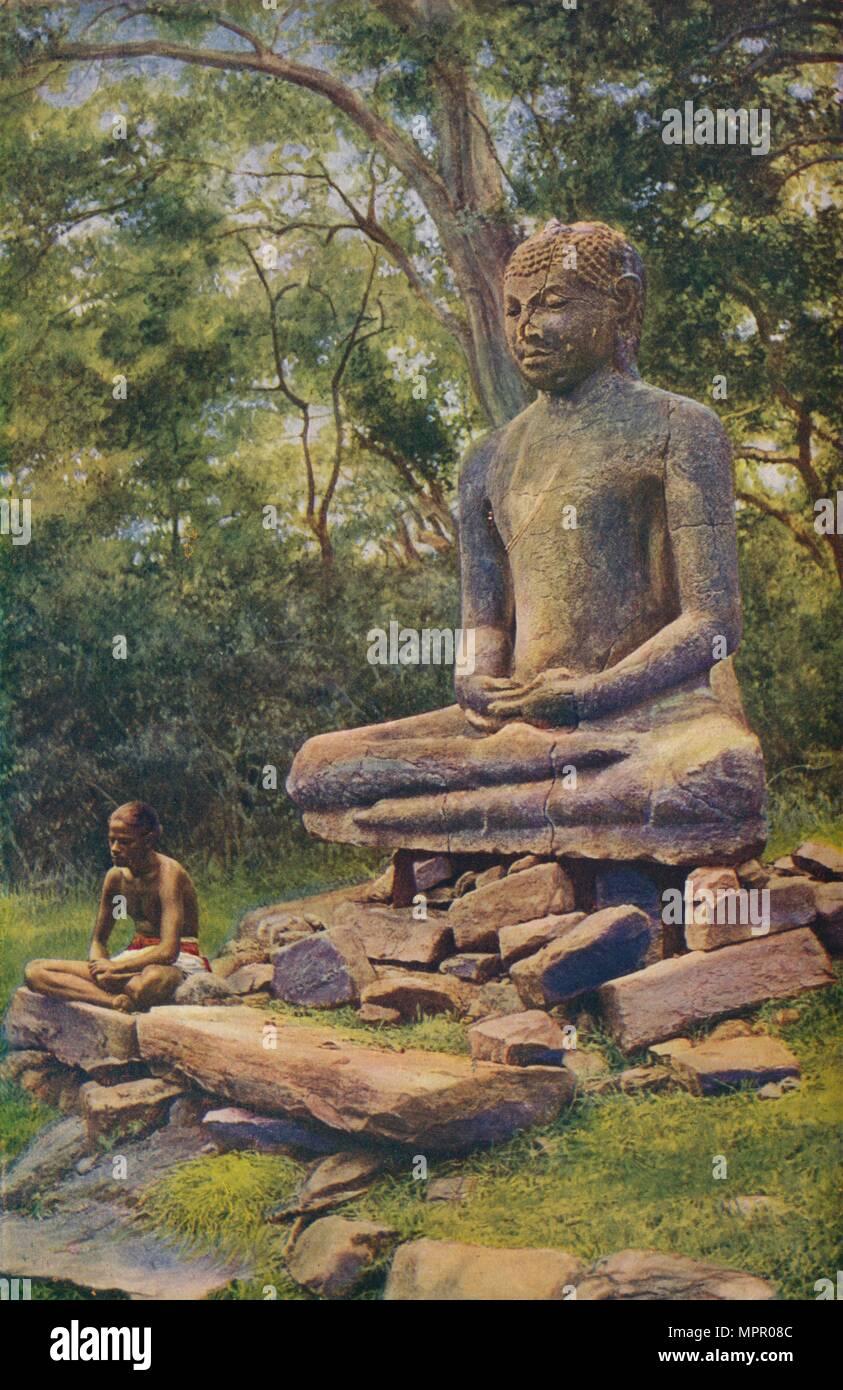 'Ceylon ...', c1920. Artist: ENA. - Stock Image