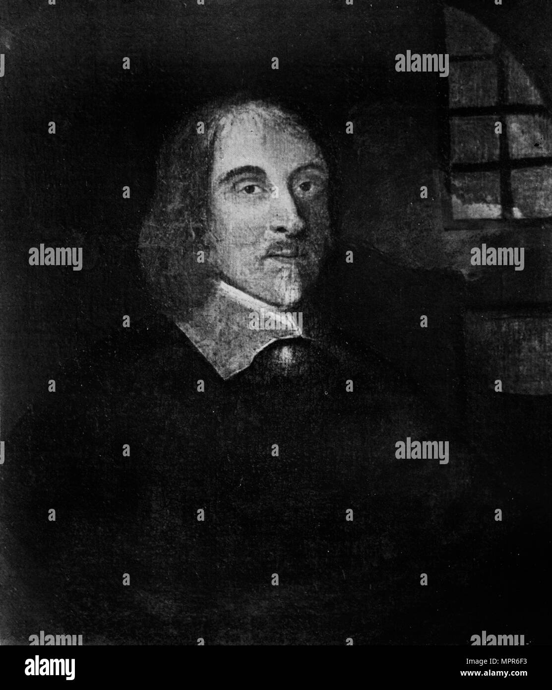 'Sir Henry Slingsby of Red House', c1630-1650, (1911). Artist: Unknown. - Stock Image