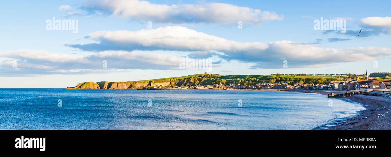 Scotland, Aberdeenshire, Stonehaven - Stock Image