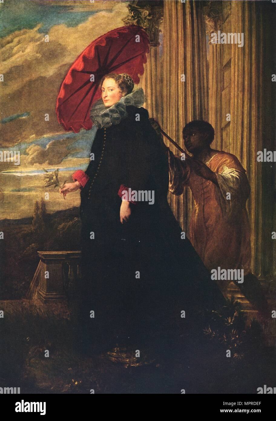 Anthony Van Dyck Dyck Stock S & Anthony Van Dyck Dyck Stock