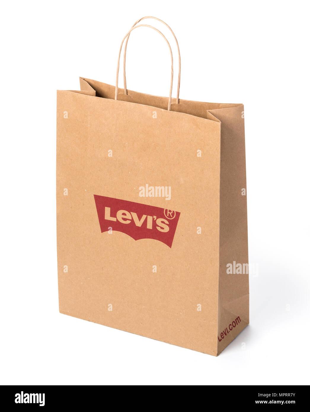 36f0cc274e Levi s Jeans Store Stock Photos   Levi s Jeans Store Stock Images ...