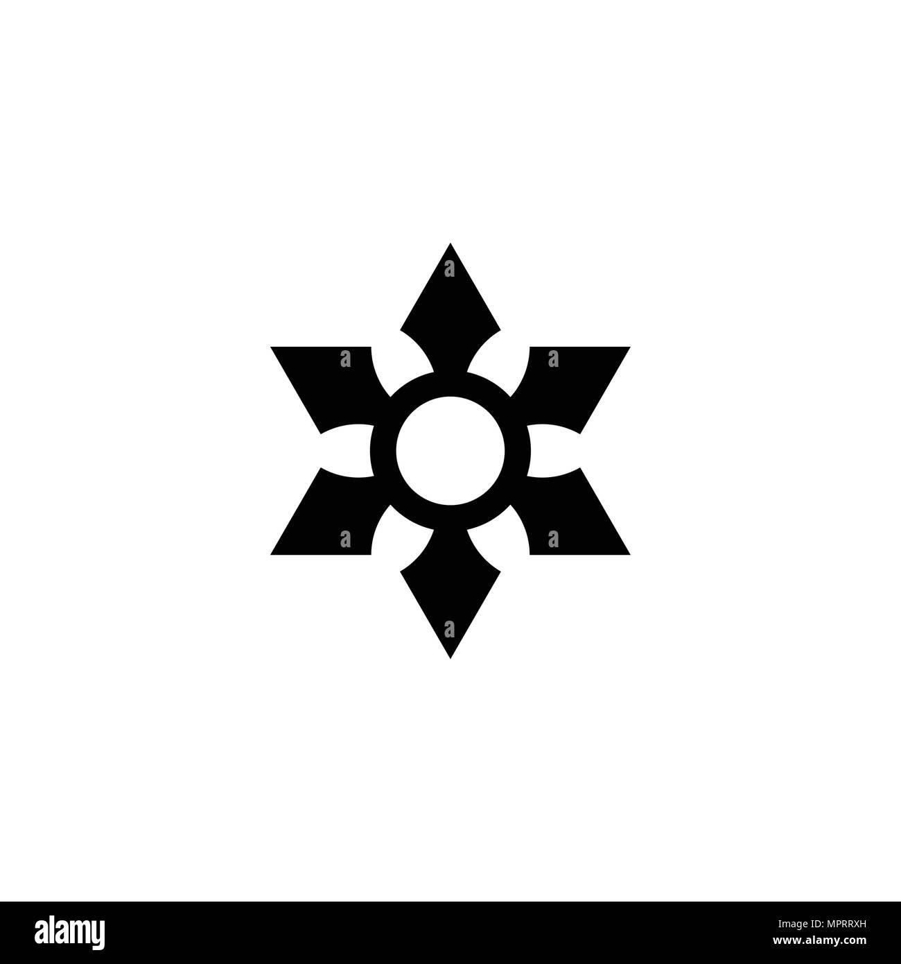 a7c5d89c4c7ce circle with arrow, Star arrow logo vector Stock Vector Art ...