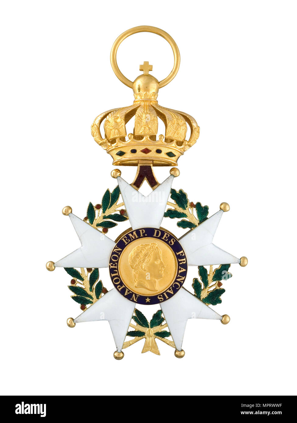 Grand Cross of the Legion of Honour of Napoleon I. - Stock Image