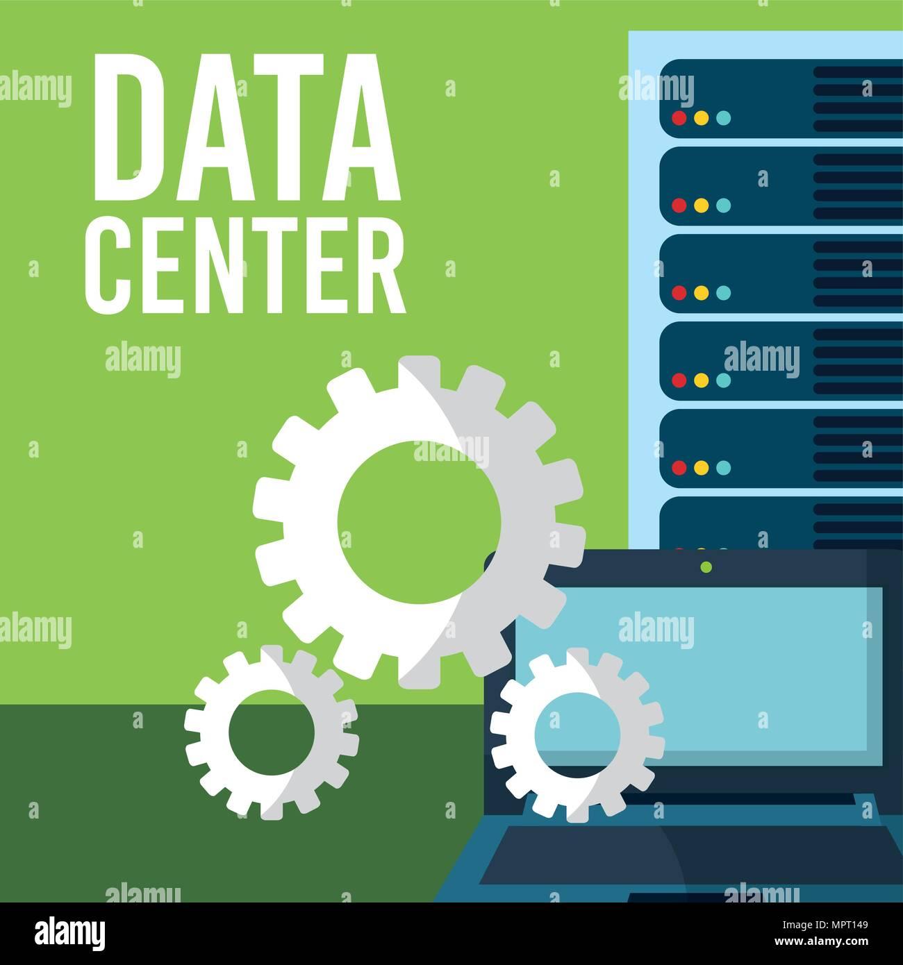 Database Communication Stock Photos Mpt 1000 Wiring Diagram Data Center Technology Image
