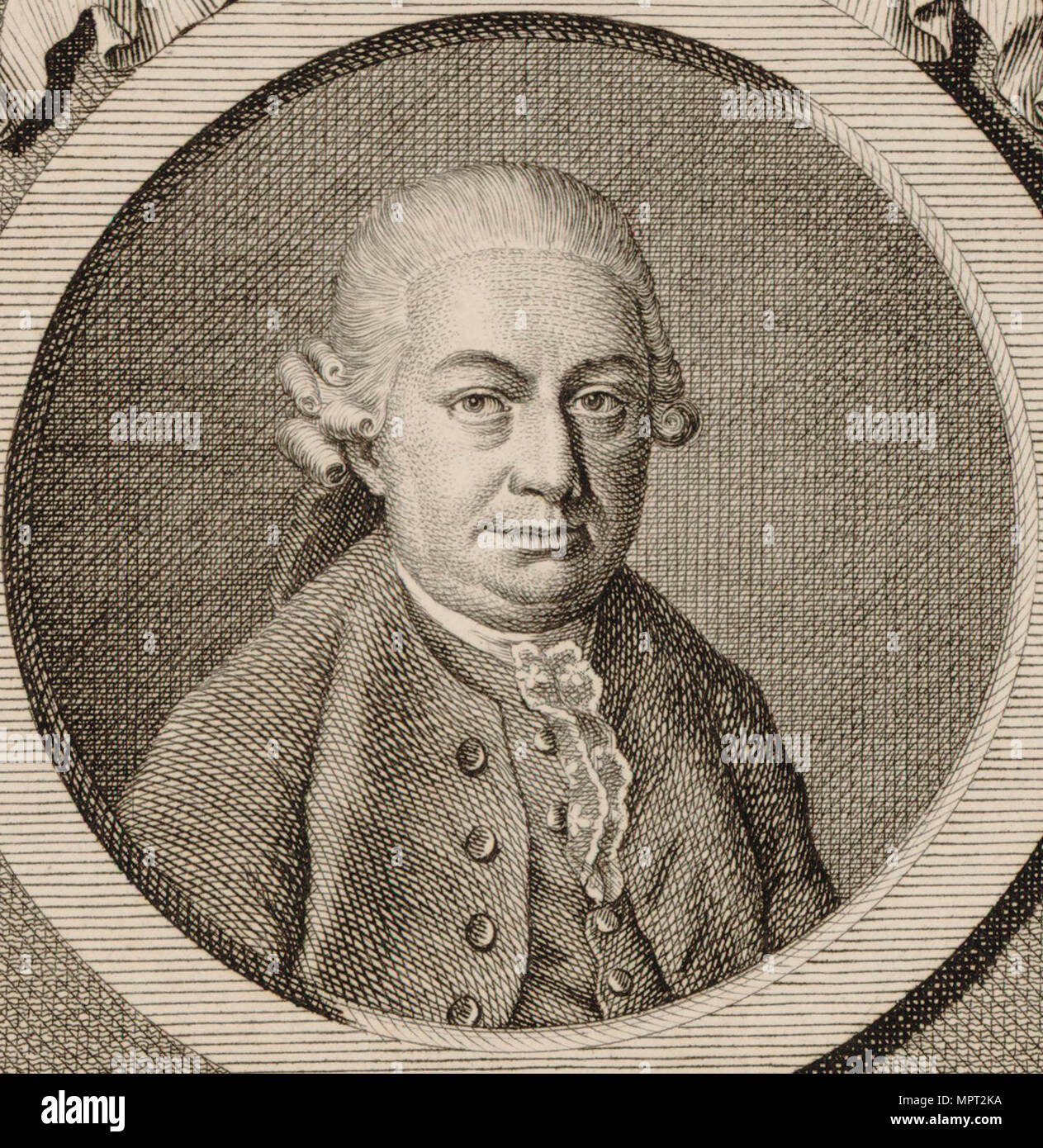 18a5f022ac041 Portrait of Carl Philipp Emanuel Bach (1714-1788)
