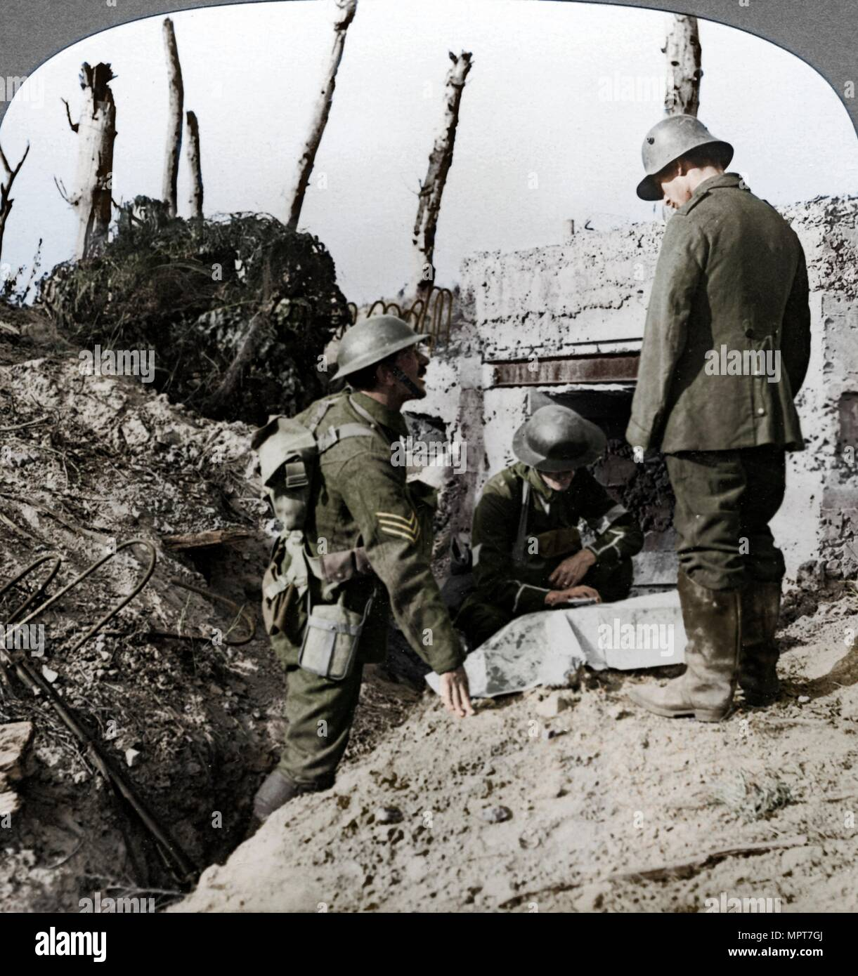World War I 1914 Stock Photos & World War I 1914 Stock