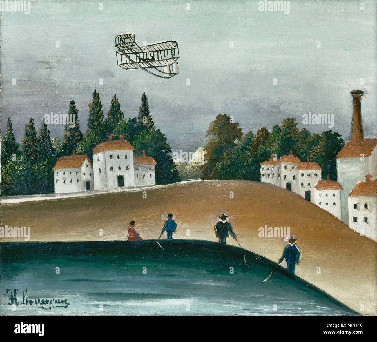 Fishermen, 1908-1909. - Stock Image