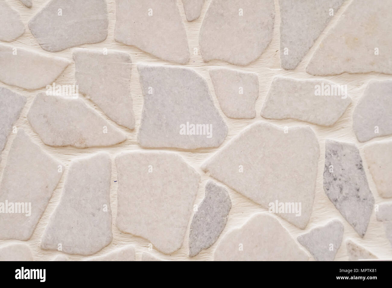 White Vintage Ceramic Tiles Wall Decoration Mosaic Pattern For Design And Fashion Stock Photo Alamy