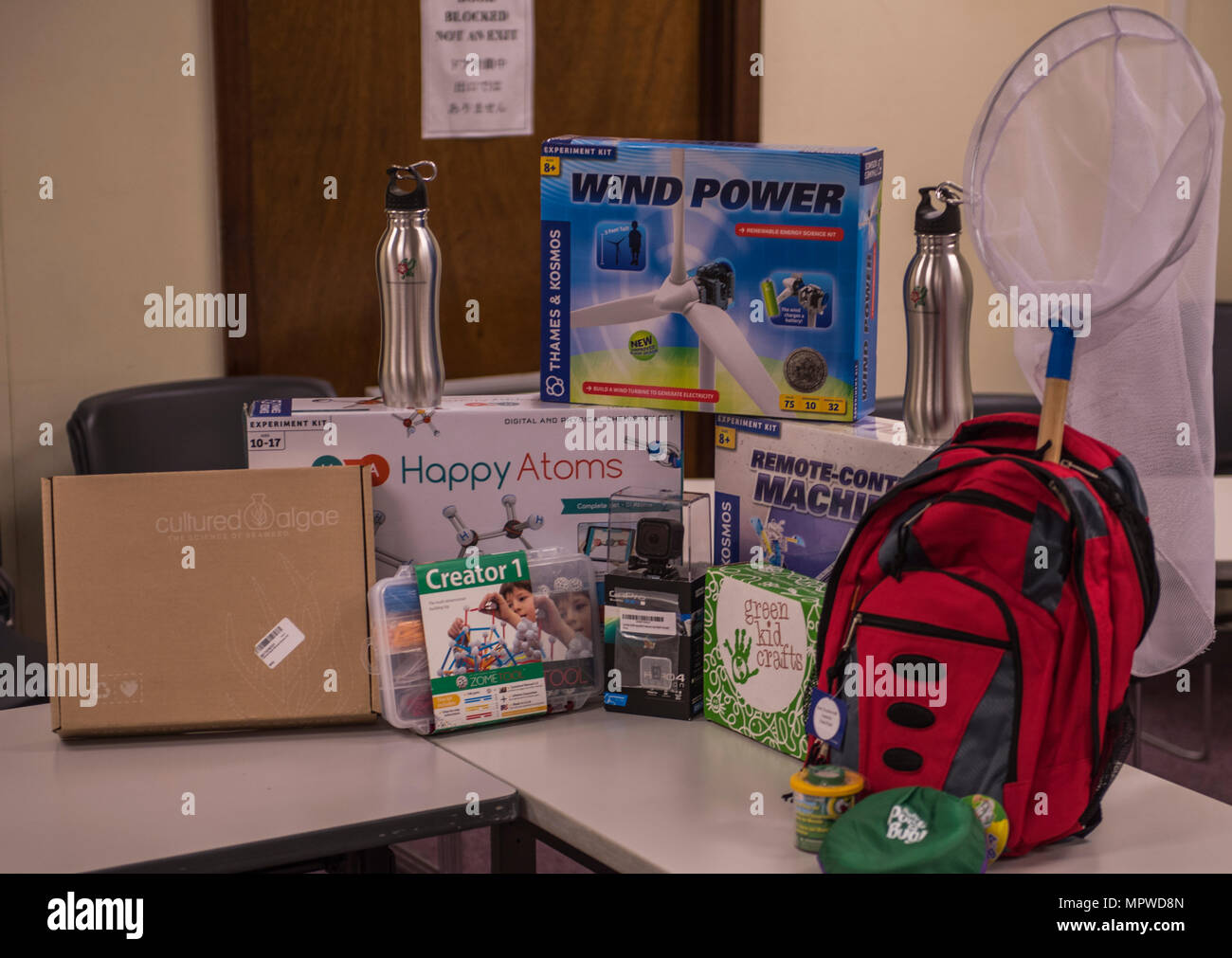 Prizes for office contest