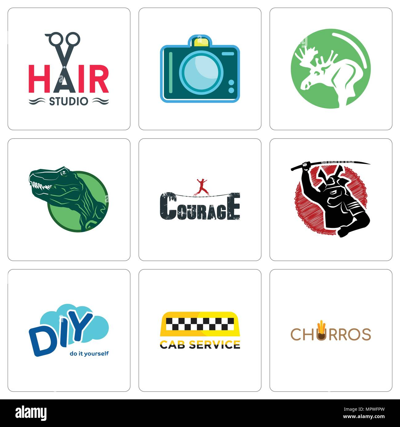 Set of 9 simple editable icons such as churros cab service diy set of 9 simple editable icons such as churros cab service diy courage dino moose dslr hair studio can be used for mobile web solutioingenieria Image collections