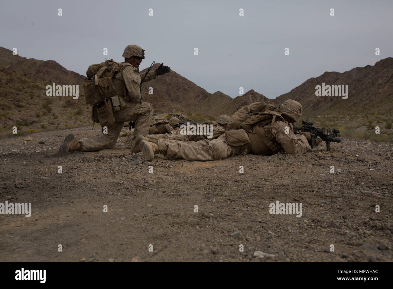 u s marines with golf company 2nd battalion 6th marine regiment