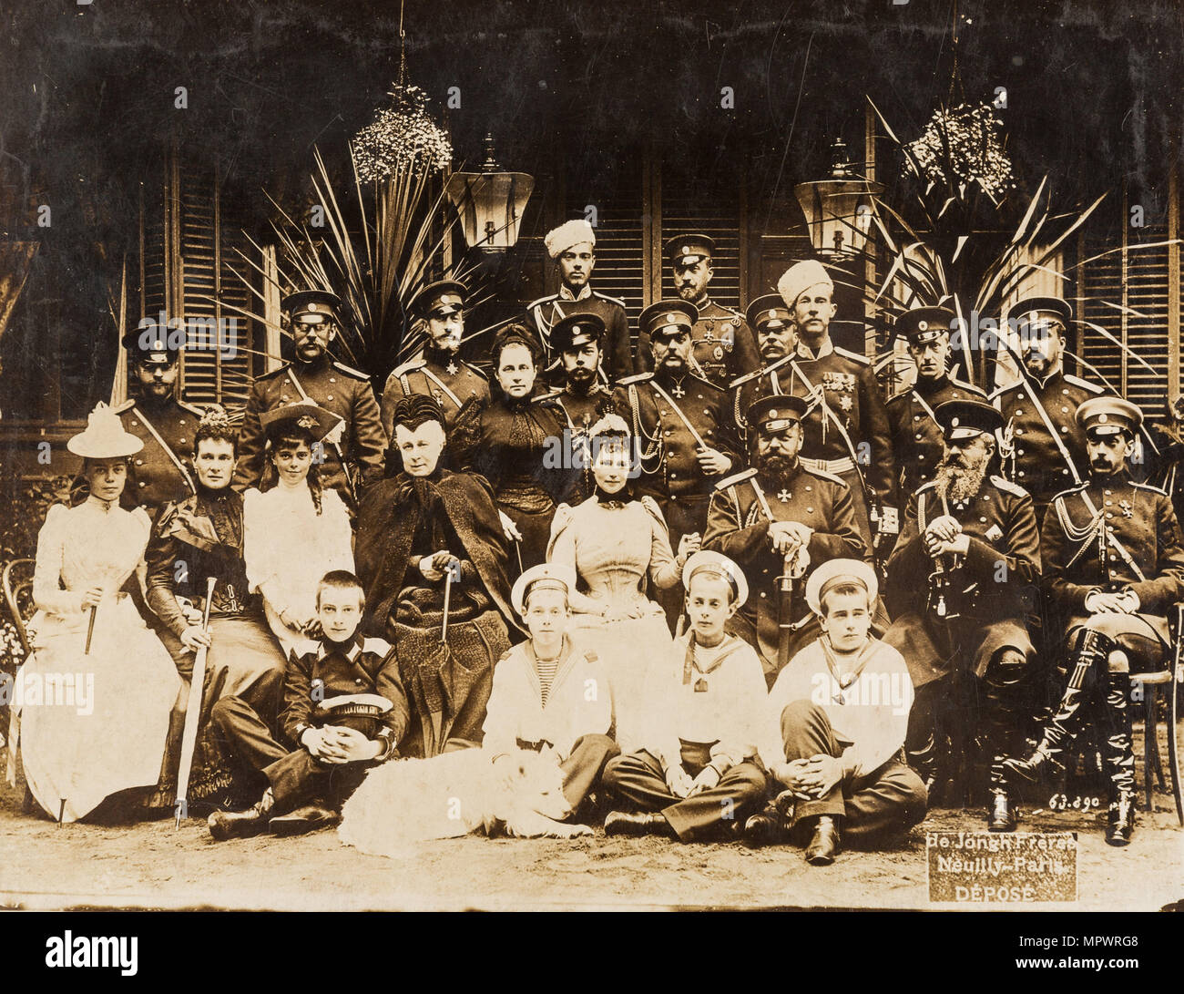 the ruin of the romanov regency Issuu is a digital publishing platform  the russian legitimist, name: law and familial order in the romanov dynasty, length  provisions for regency.