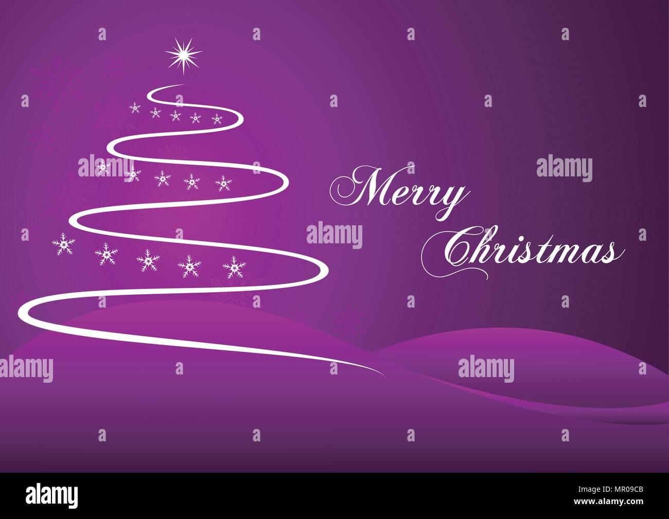 Christmas Background Design.Vector Design Of Merry Christmas Background Decoration Stock