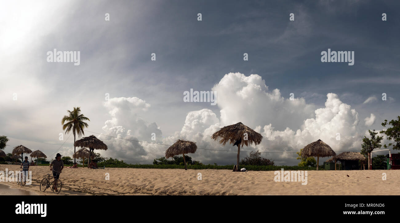 Trinidad beach - Playa Ancon - Cuba - Stock Image