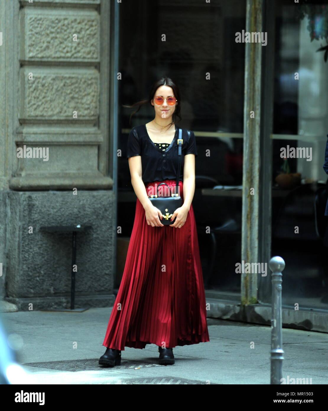 Prostitutes in Milan