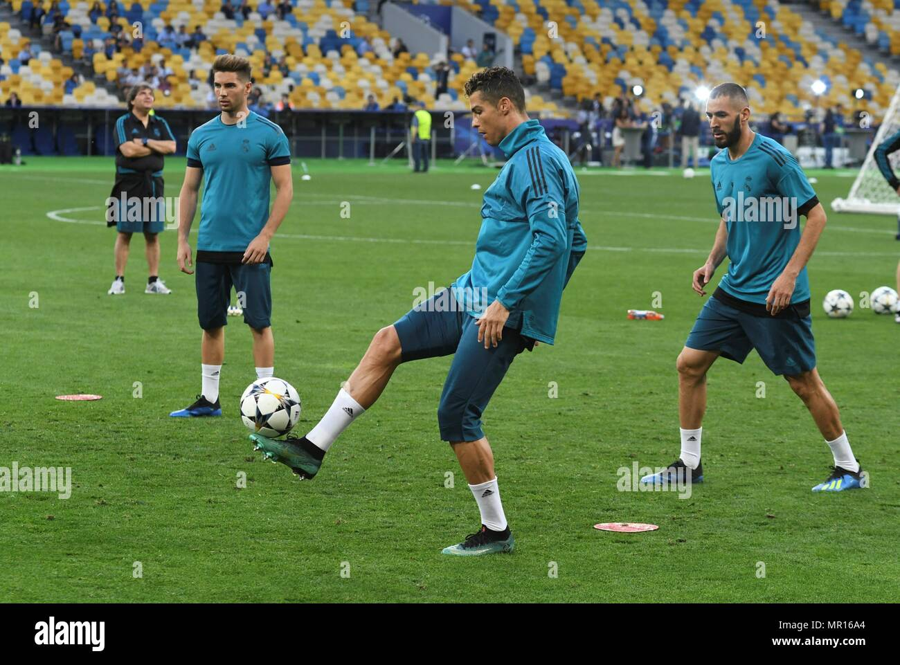 278e4bd1dae Portuguese Cristiano Ronaldo Controls Ball Stock Photos   Portuguese ...
