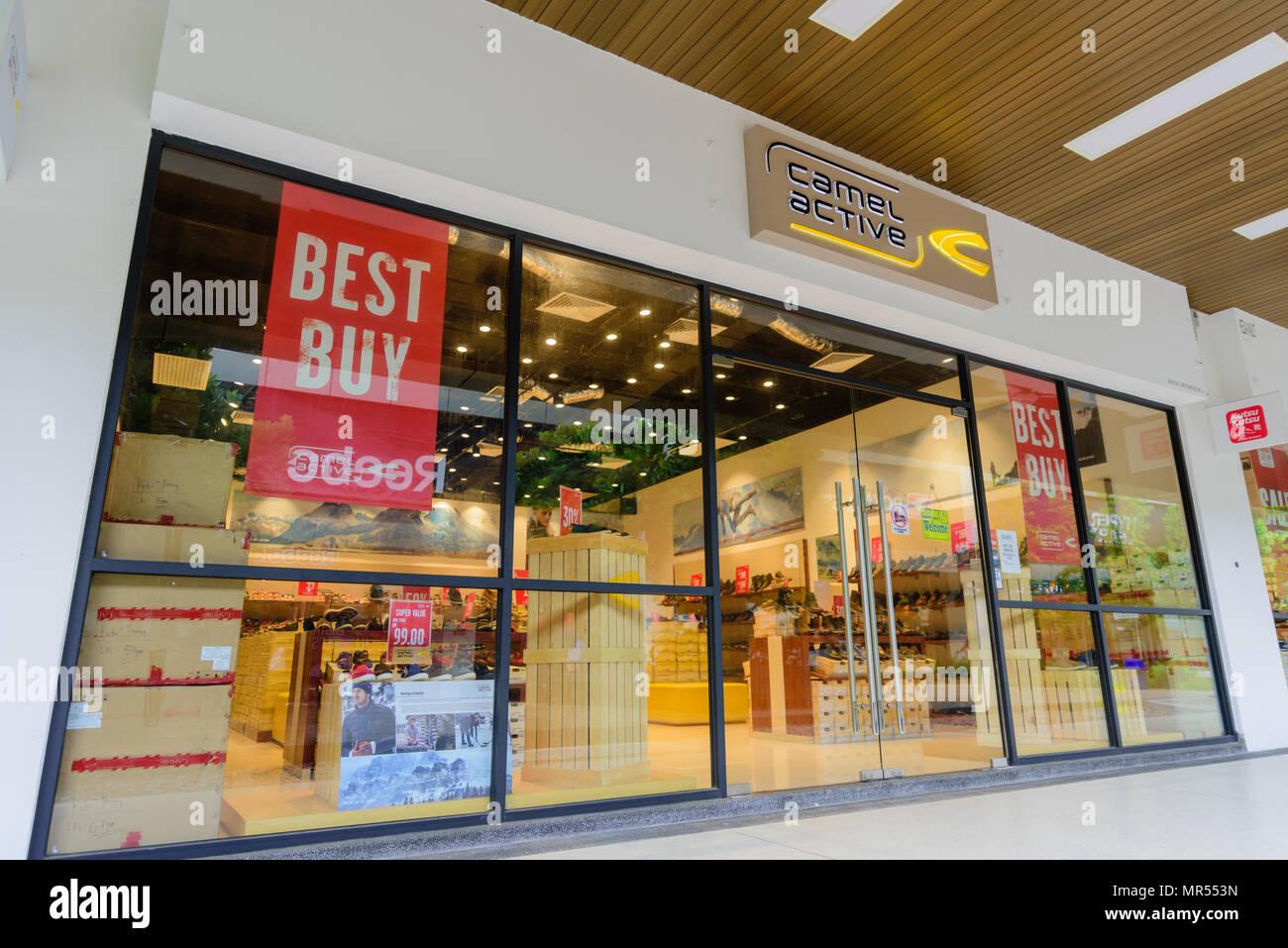 quality design af7d4 c44c9 Penang, Malaysia - Nov 11, 2017: Camel Active shop. camel ...