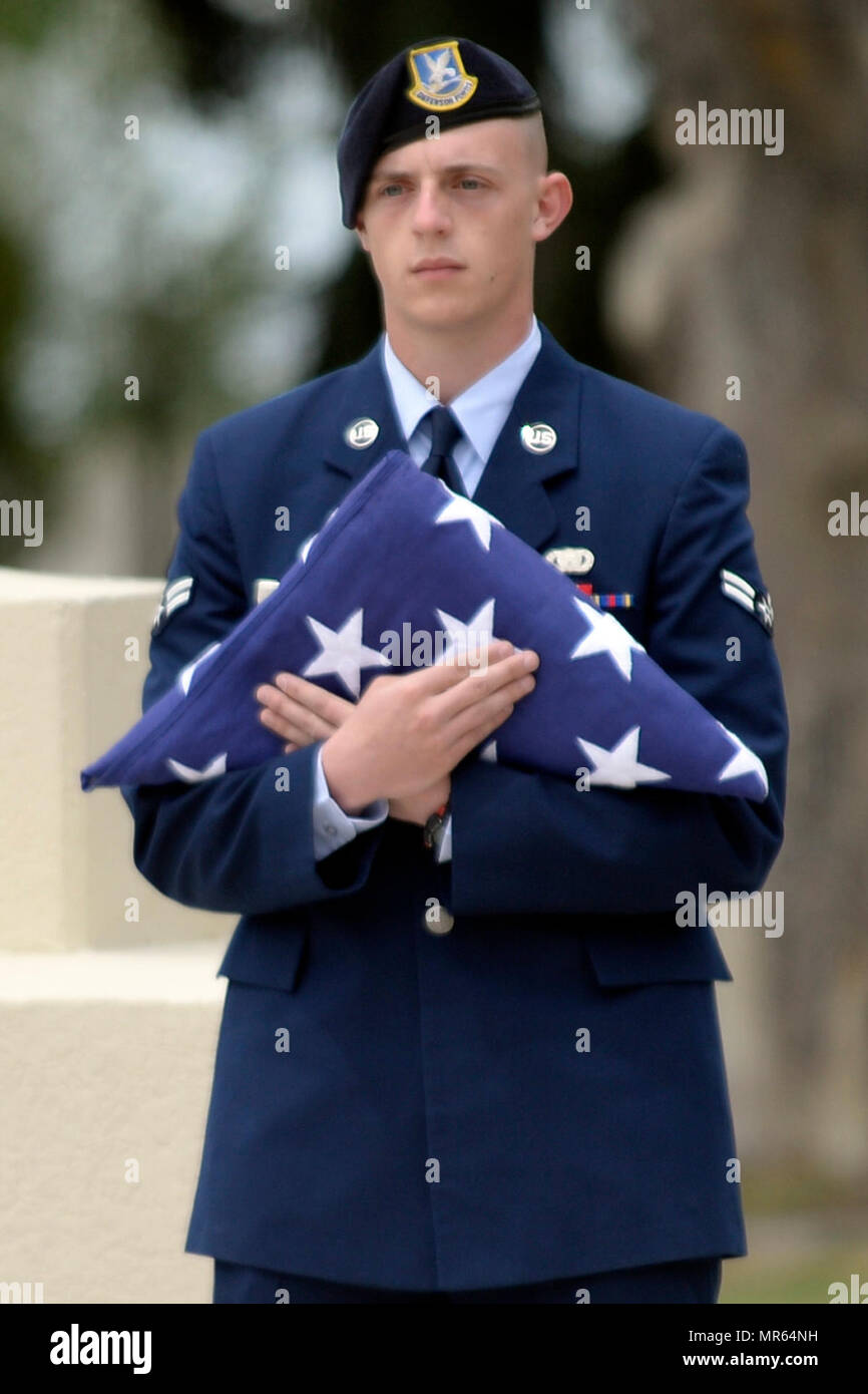 Airman 1st Class Hunter Nelson, 75th Security Forces