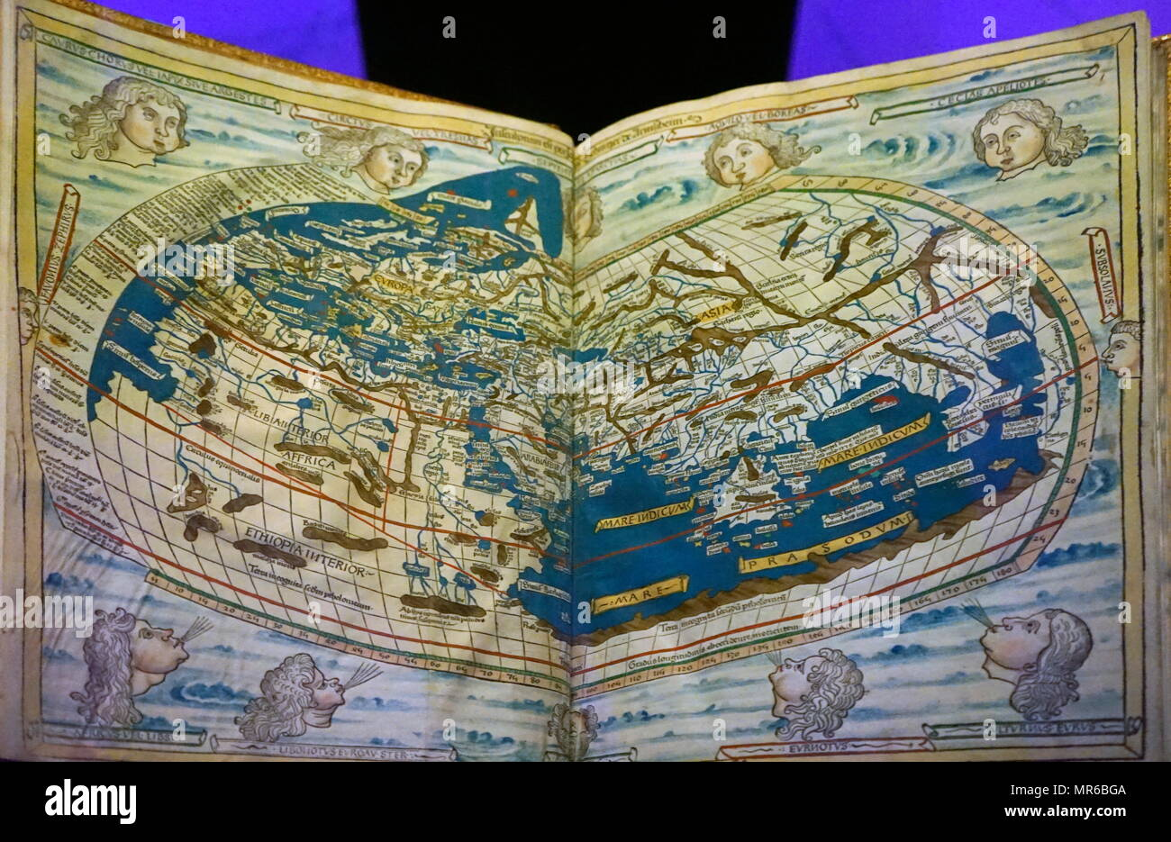 The ptolemy world map is a map of the world known to hellenistic the ptolemy world map is a map of the world known to hellenistic society in the 2nd century it is based on the description contained in ptolemys book gumiabroncs Images