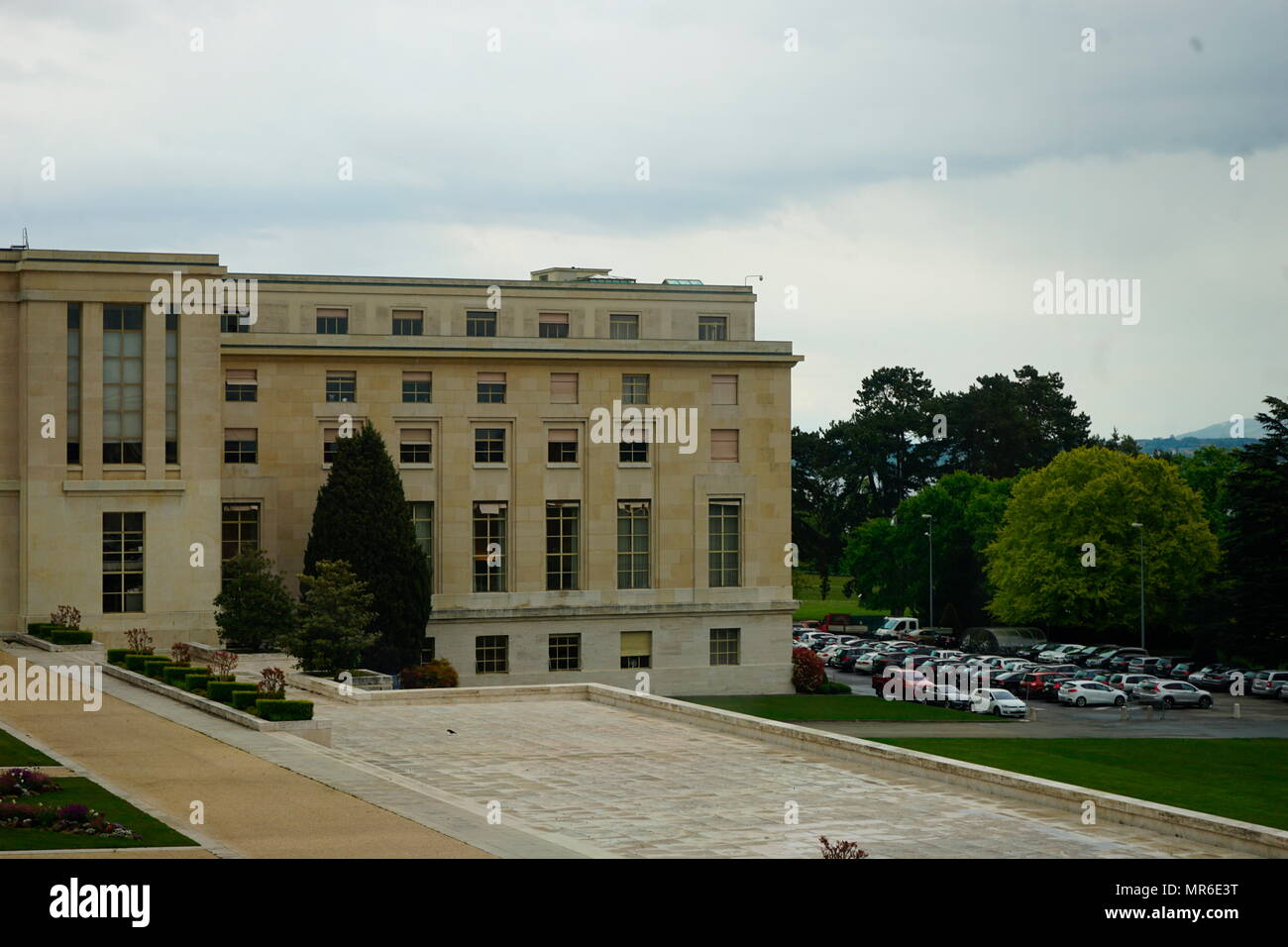 Palais Des Nations Geneva Stock Photos & Palais Des ...