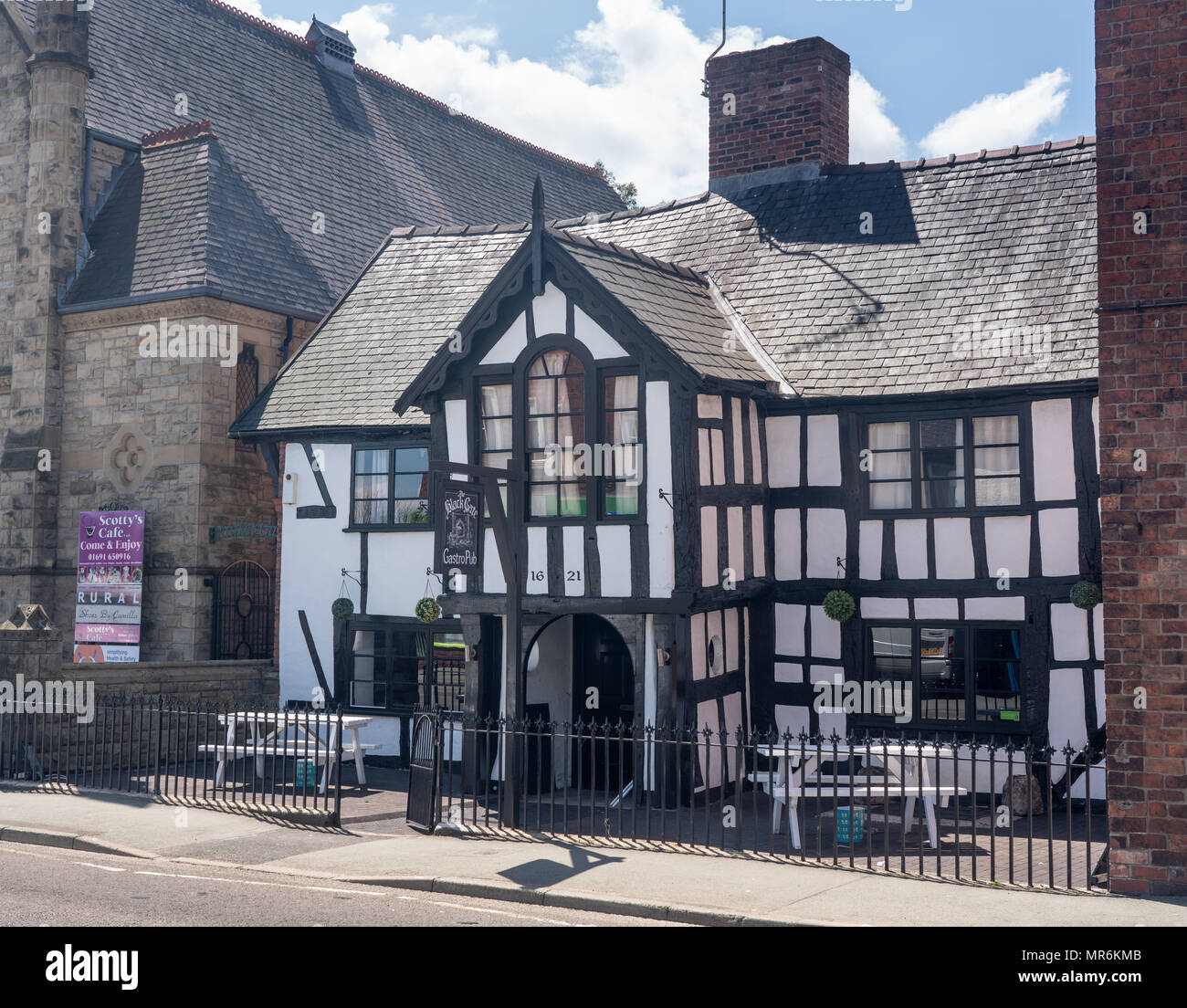 The Dining Rooms Oswestry